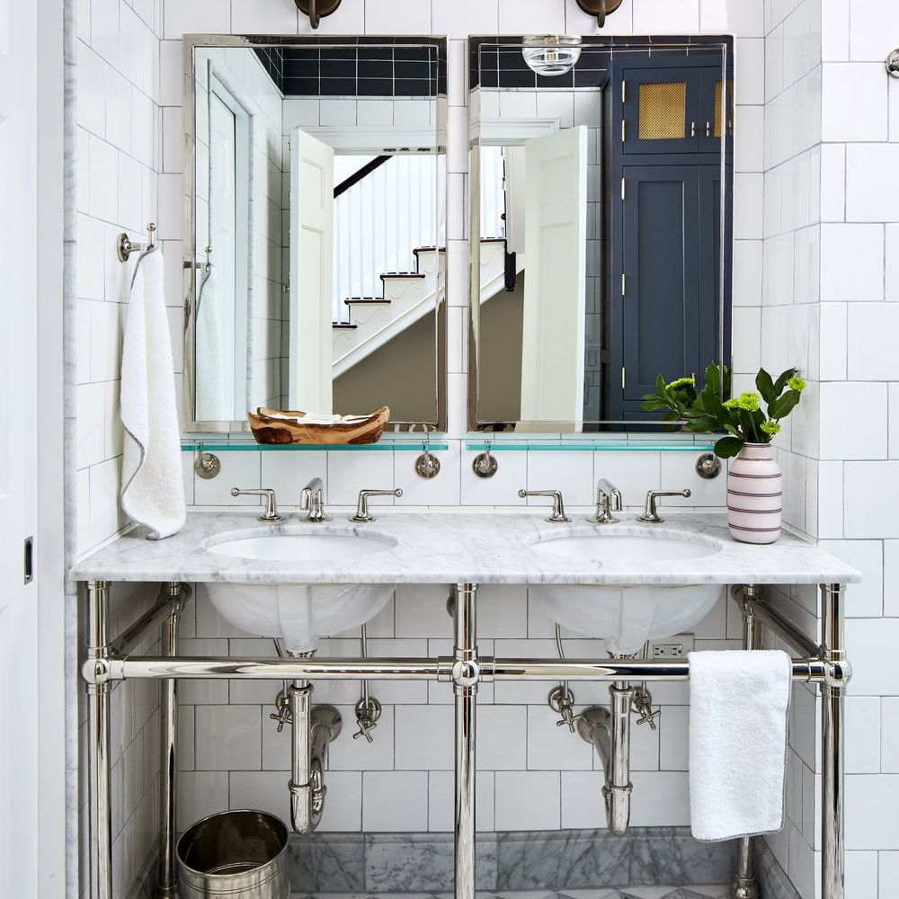 Art Deco Bathrooms That Make A Chic Statement