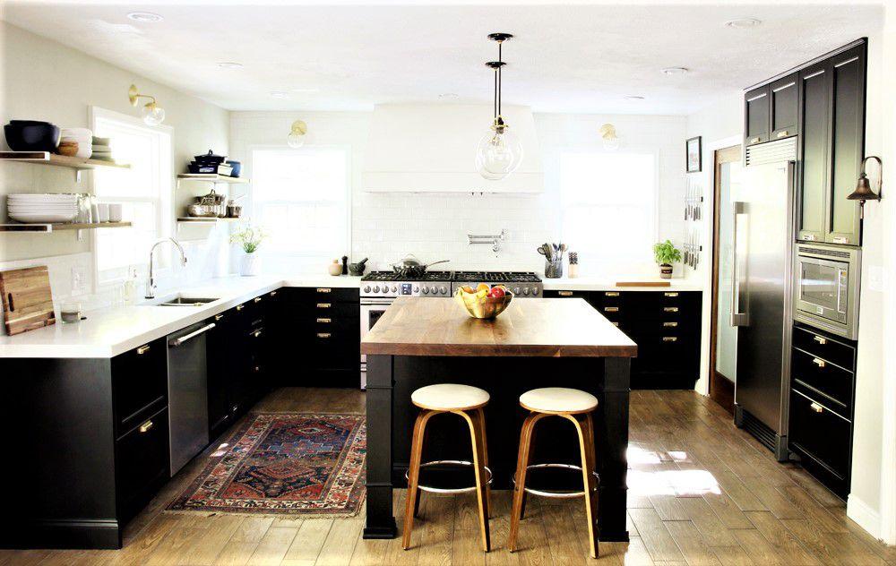 10 Unique Small Kitchen Design Ideas