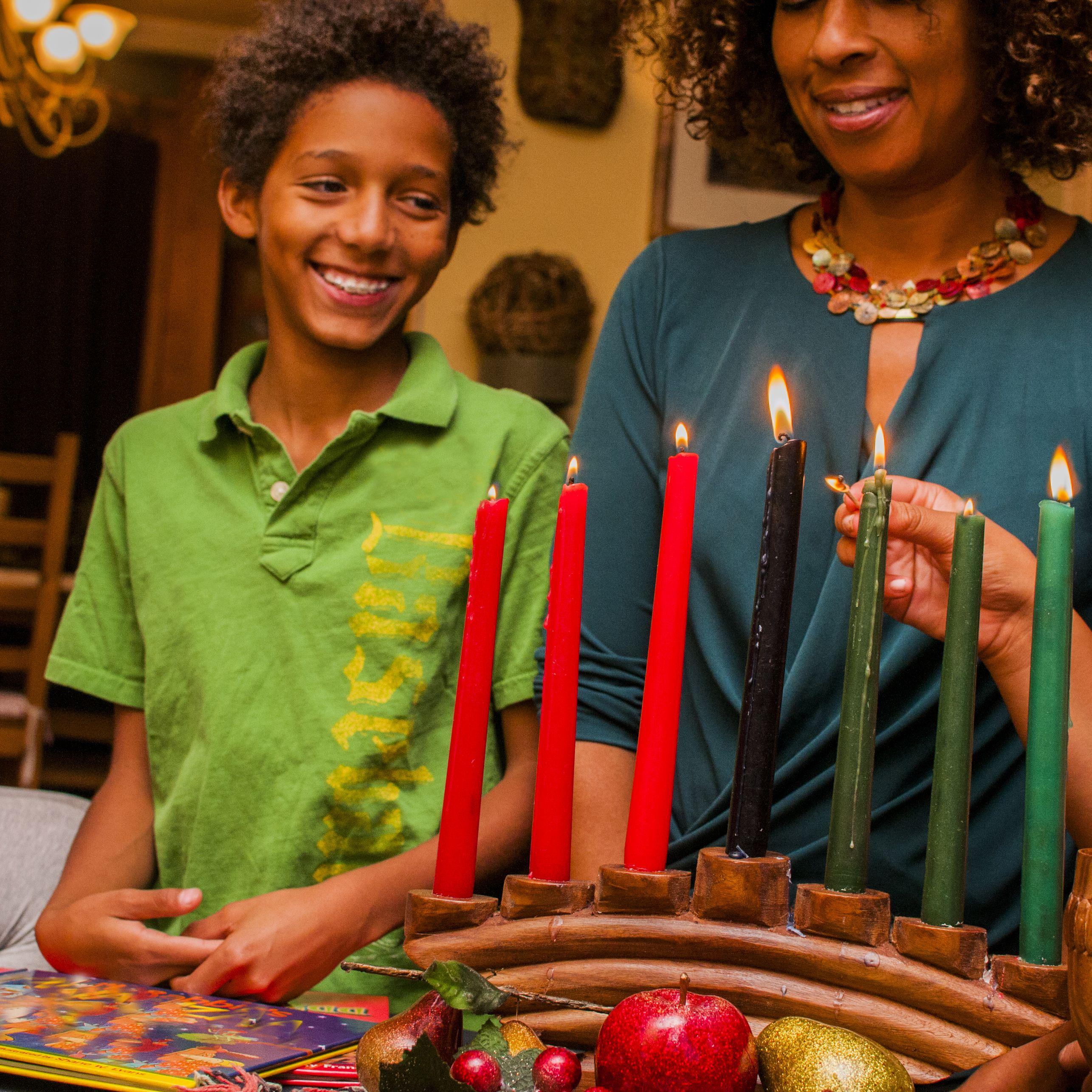 Celebrating Kwanzaa With Kids