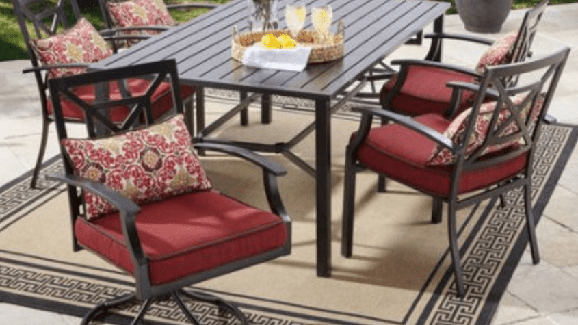 Swell The 6 Best Patio Furniture Sets Of 2019 Onthecornerstone Fun Painted Chair Ideas Images Onthecornerstoneorg