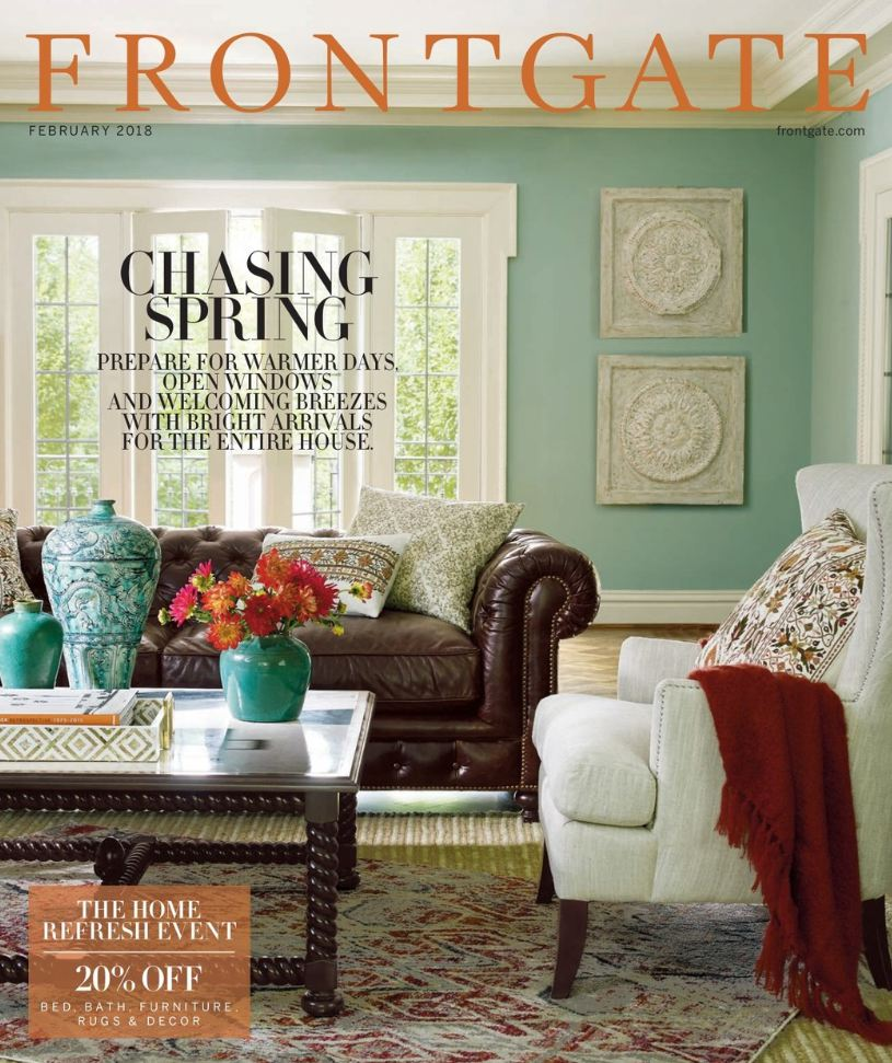 Free Catalog Request Home Decor: How To Request A Free Frontgate Catalog