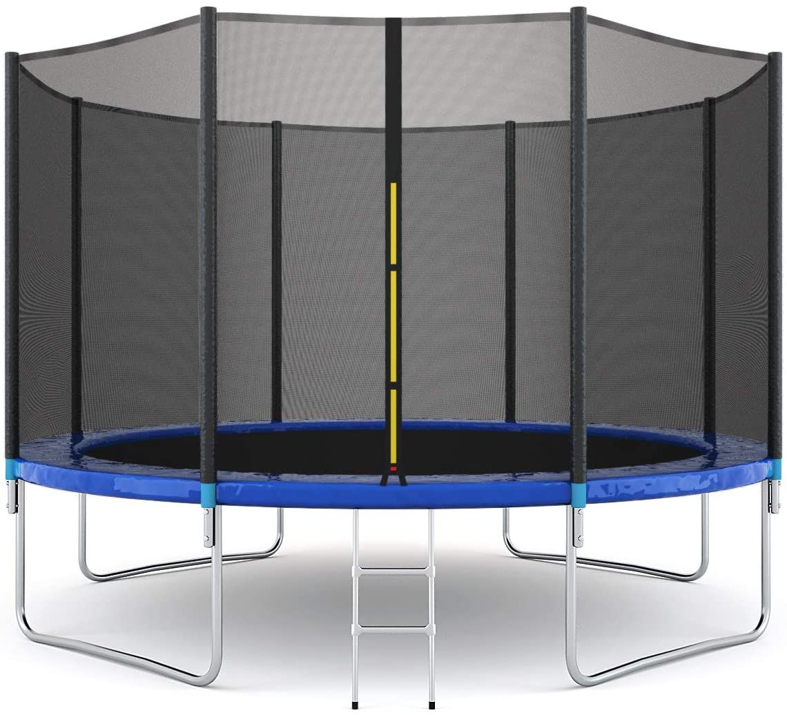Giantex Trampoline with Safety Enclosure