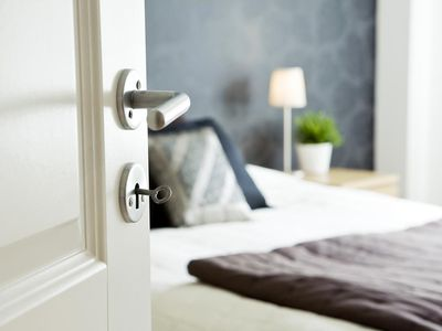 Is Your Bed Close To The Door Fix Bad Feng S With These Tips