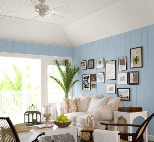 Family Room Paints