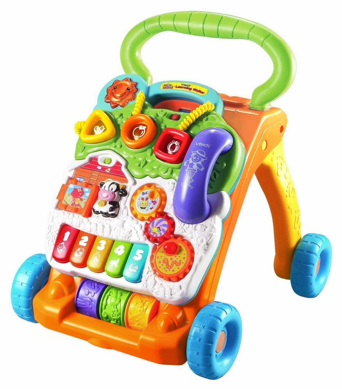 The 10 Best Toys to Buy for One-Year-Olds in 2018