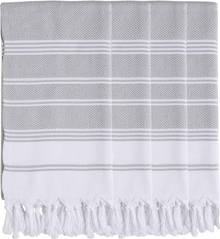 Bosphorus Diamond Weave Turkish Towels