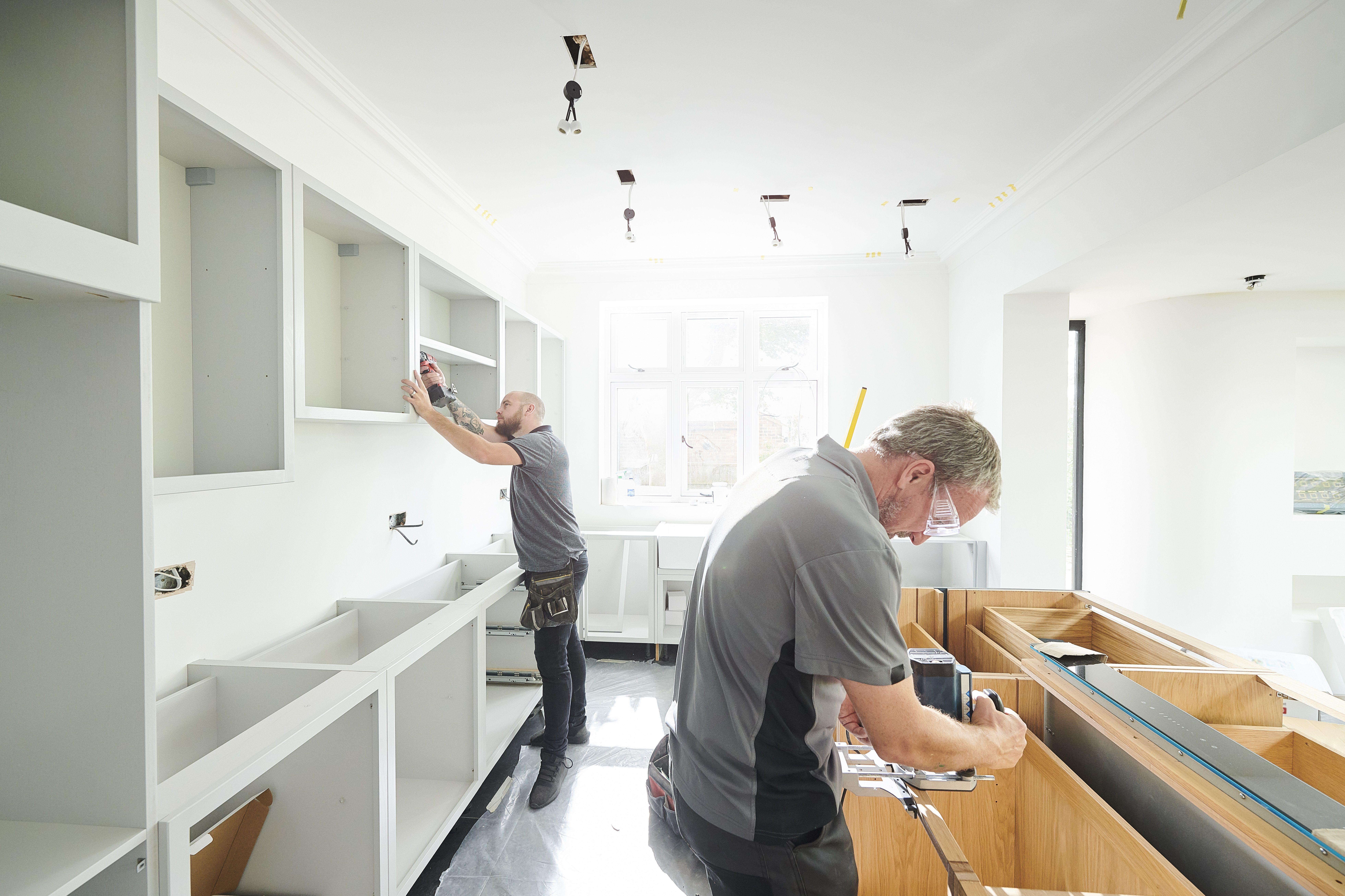 Estimate Kitchen Remodeling Costs