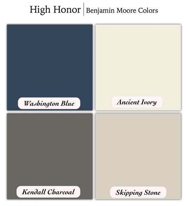 Ideas de esquemas de colores neutros de Game of Thrones