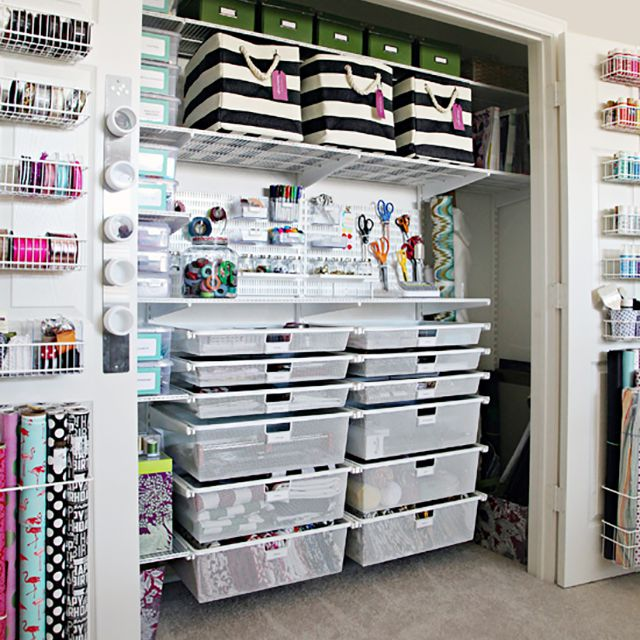 How To Organize Craft Supplies In Drawers