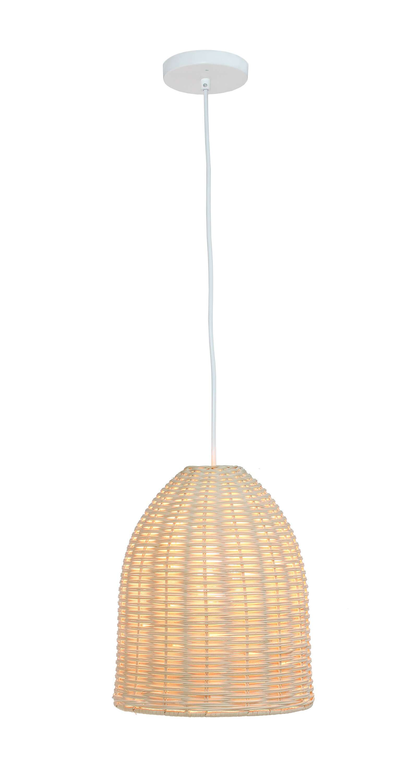 Highland Dunes Medrano 1 - Light Single Bell Pendant