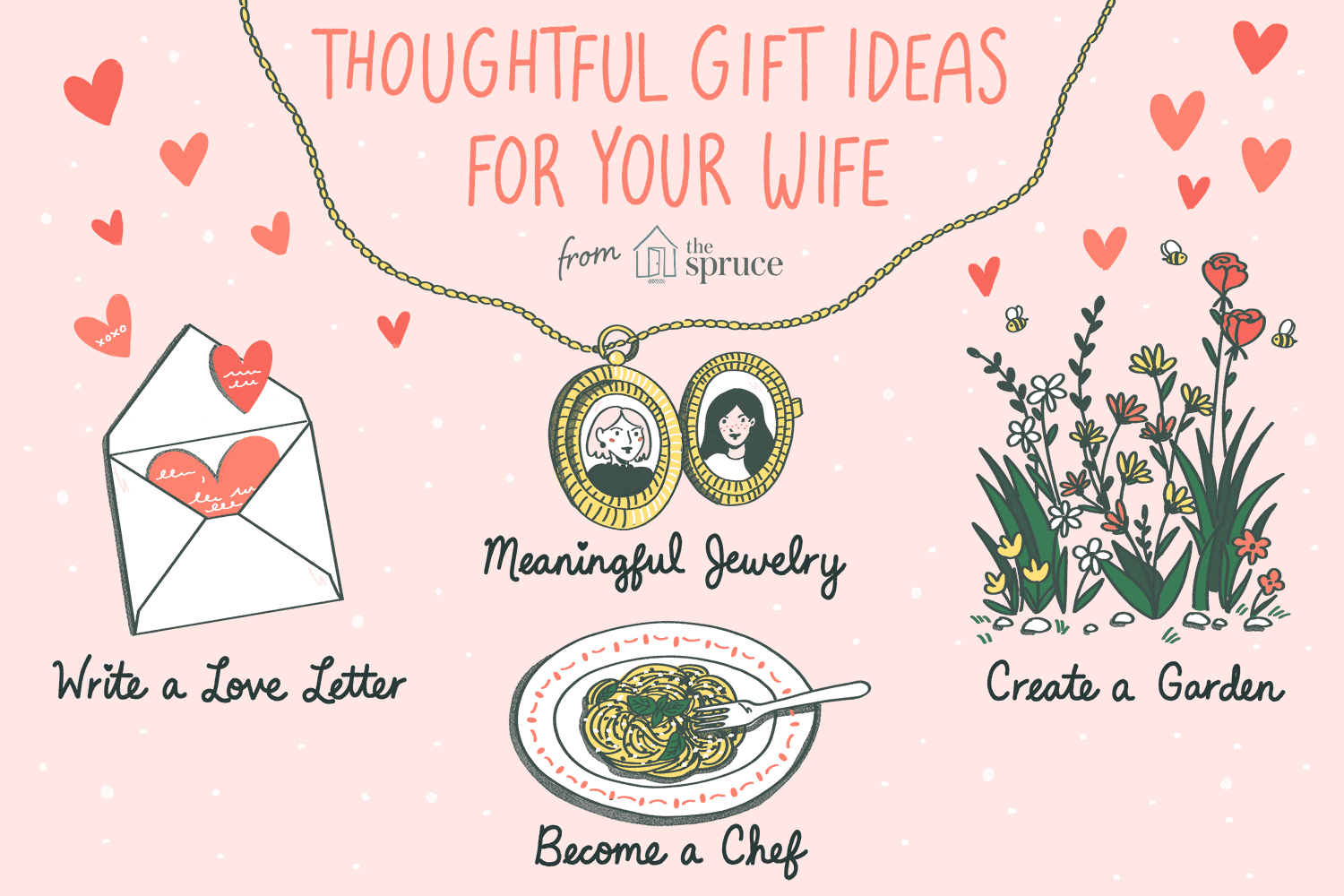 Romantic Anniversary Gifts For Your Wife That Show Your Love