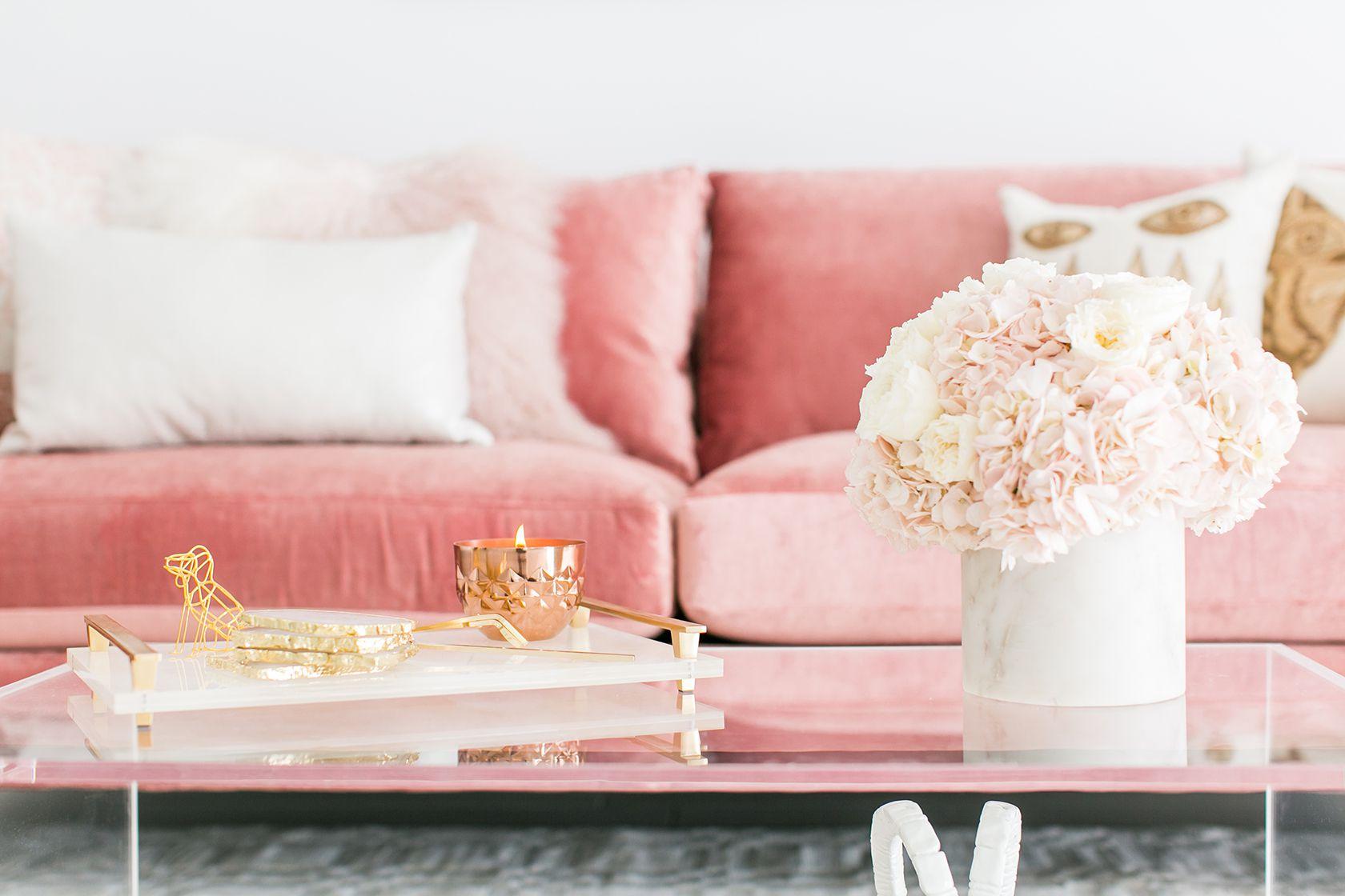 Sydne Summer pink room