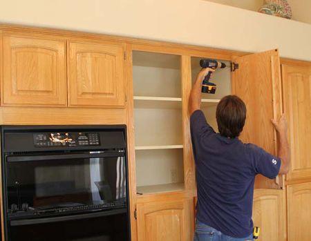 Tremendous How Cabinet Refacing Works The Basic Process Interior Design Ideas Skatsoteloinfo
