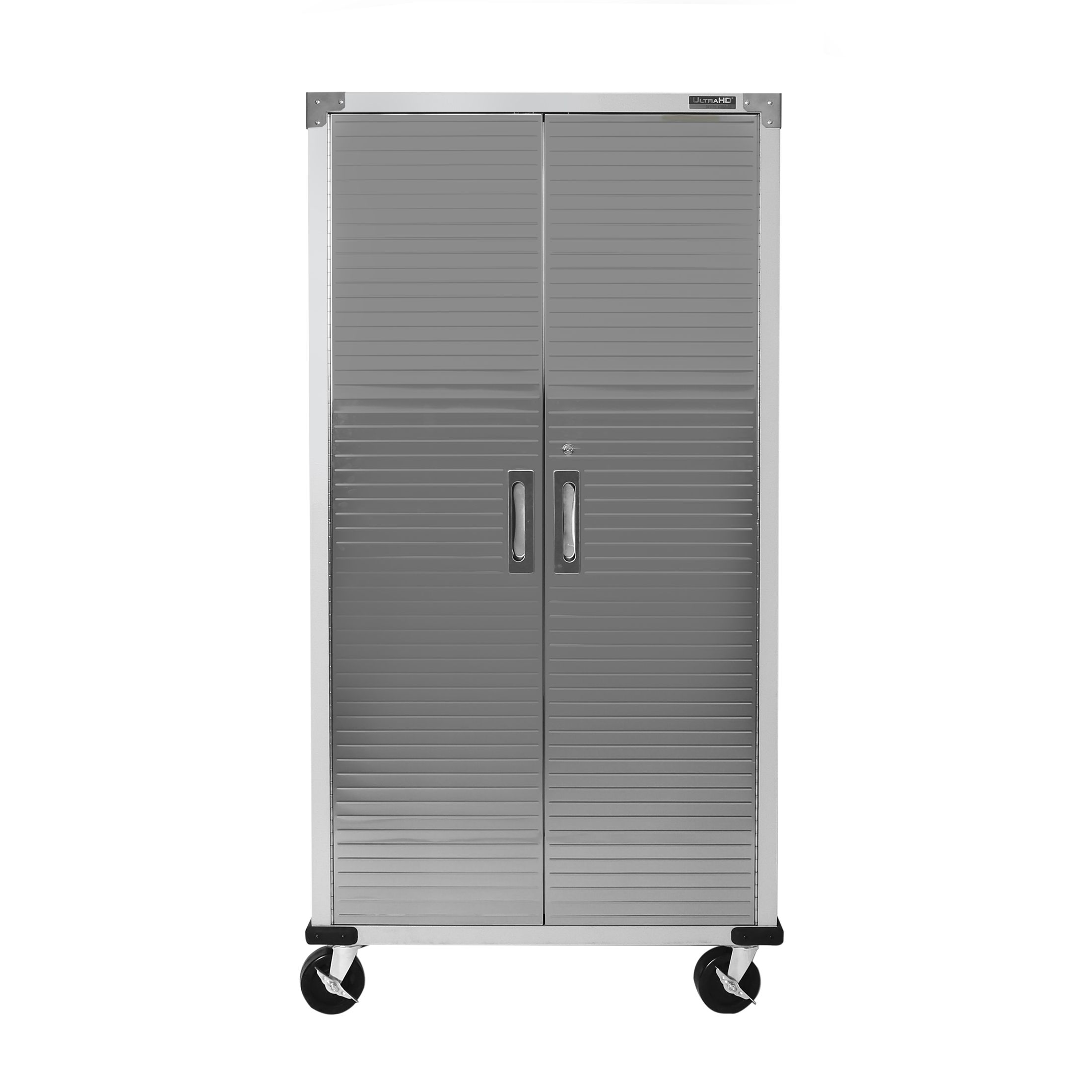 Seville Classics UltraHD Steel Heavy-Duty Storage Cabinet