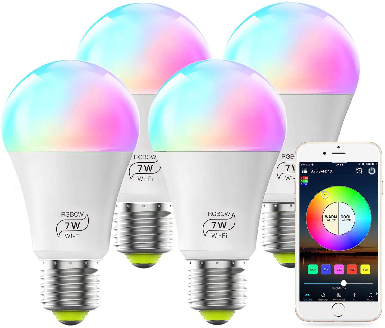 Bluetooth Smart Bulb
