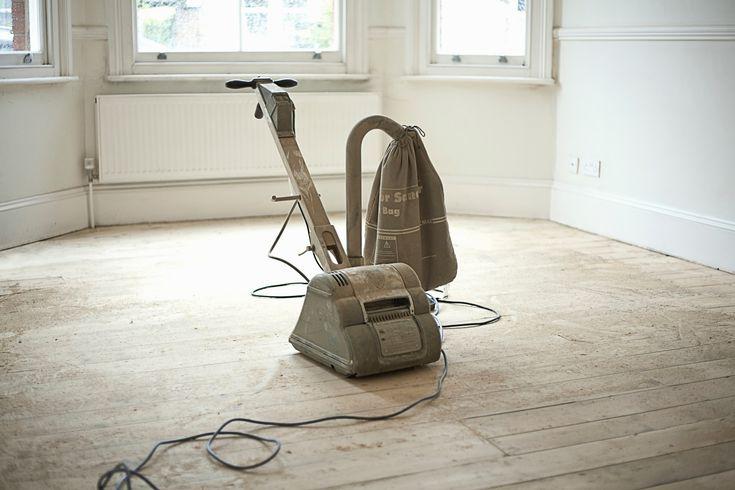 Floor Sanders To Rent When Finishing Your Wood Floor