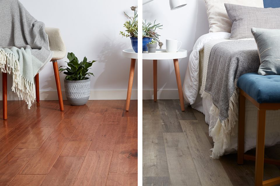 Laminate Flooring vs. Engineered Wood