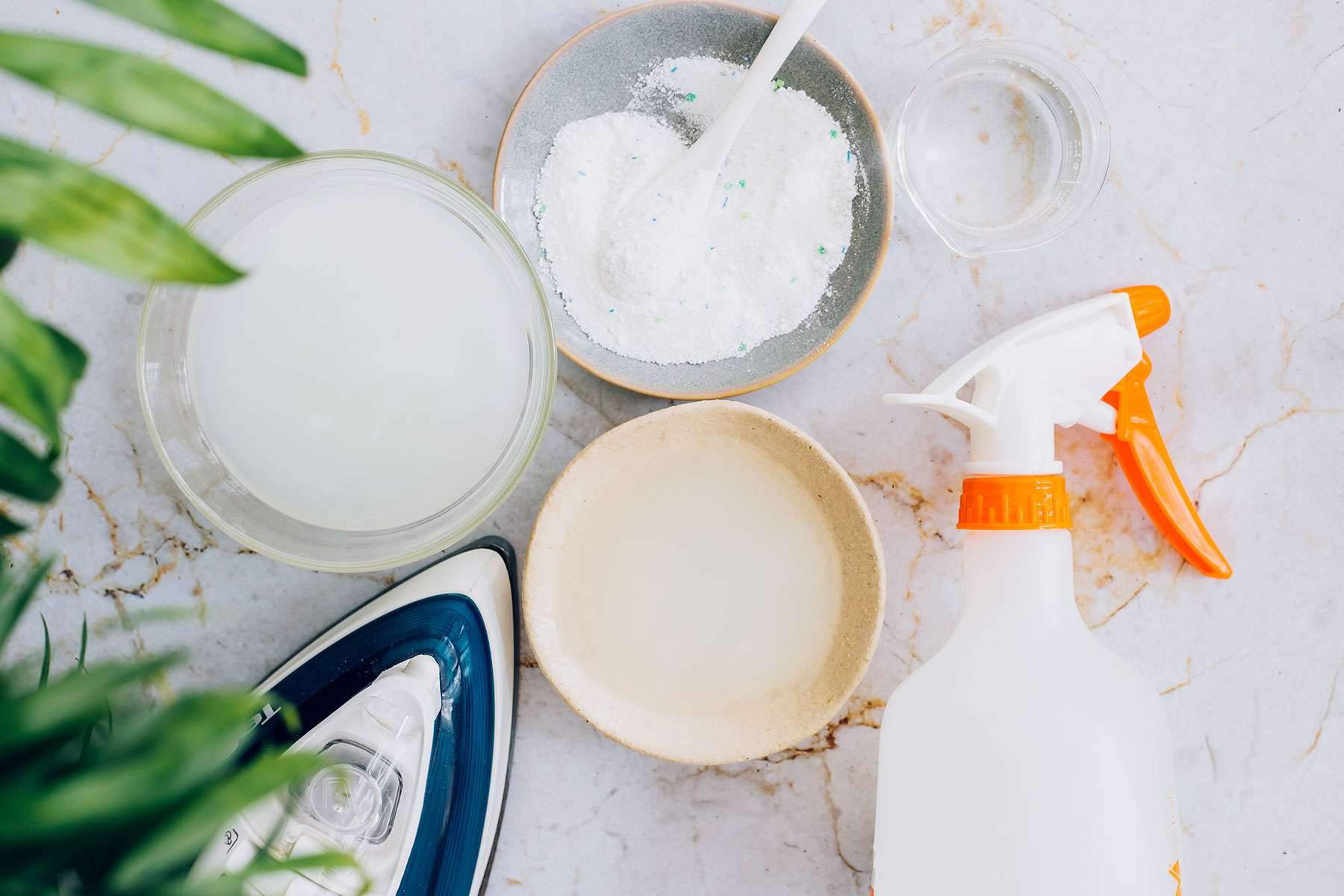 ingredients to clean cotton clothing