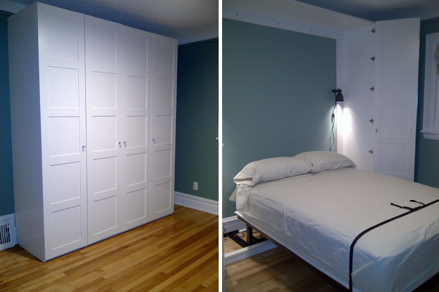 12 Money Saving Diy Murphy Bed Projects