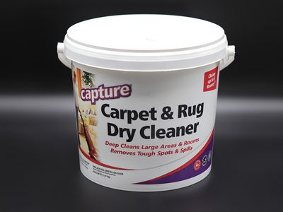 Capture Carpet & Rug Dry Cleaner