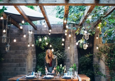 Best Outdoor Decor For Small Es