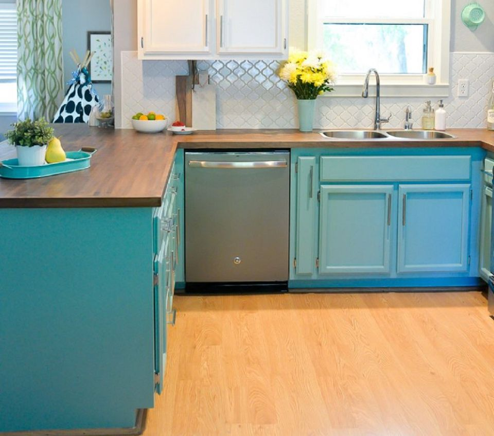 6 Creative Small Kitchen Design Ideas