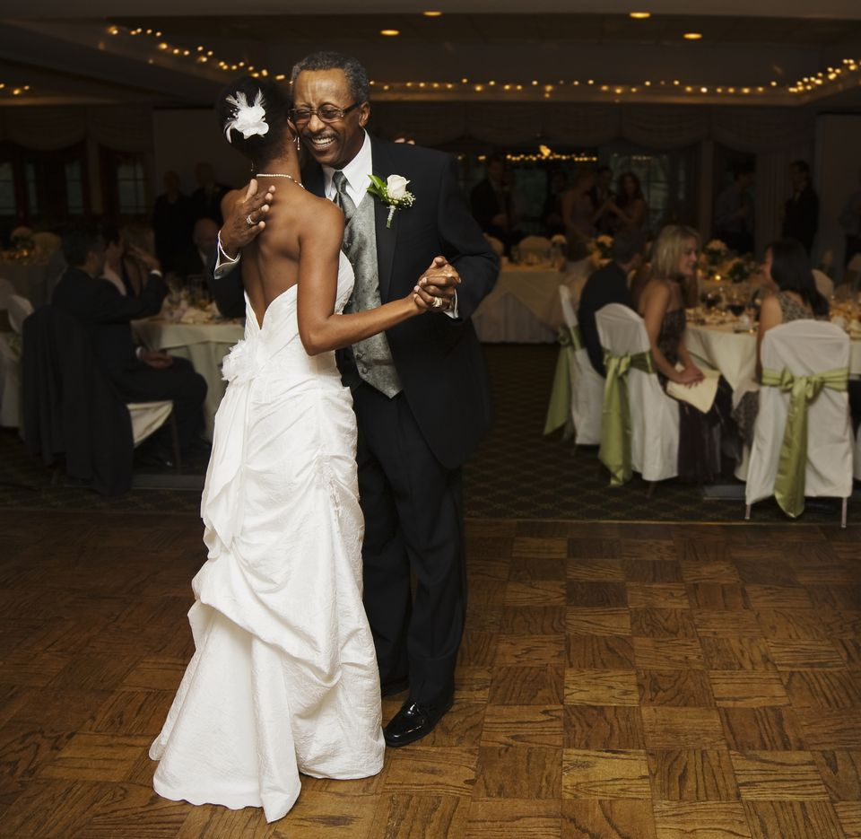Dance Steps For Father-Daughter Wedding Dances