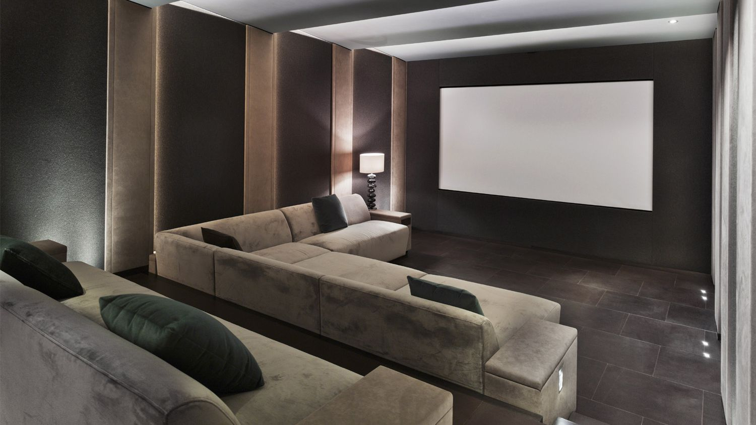 home cinema interior design ideas