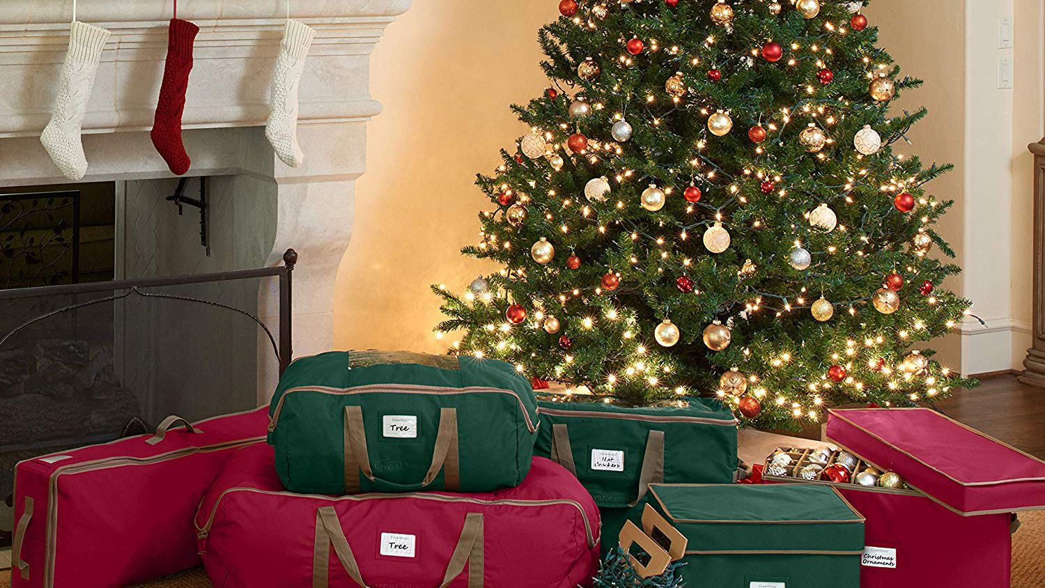 Christmas Tree Bin Cage.The 8 Best Christmas Tree Bags Of 2019