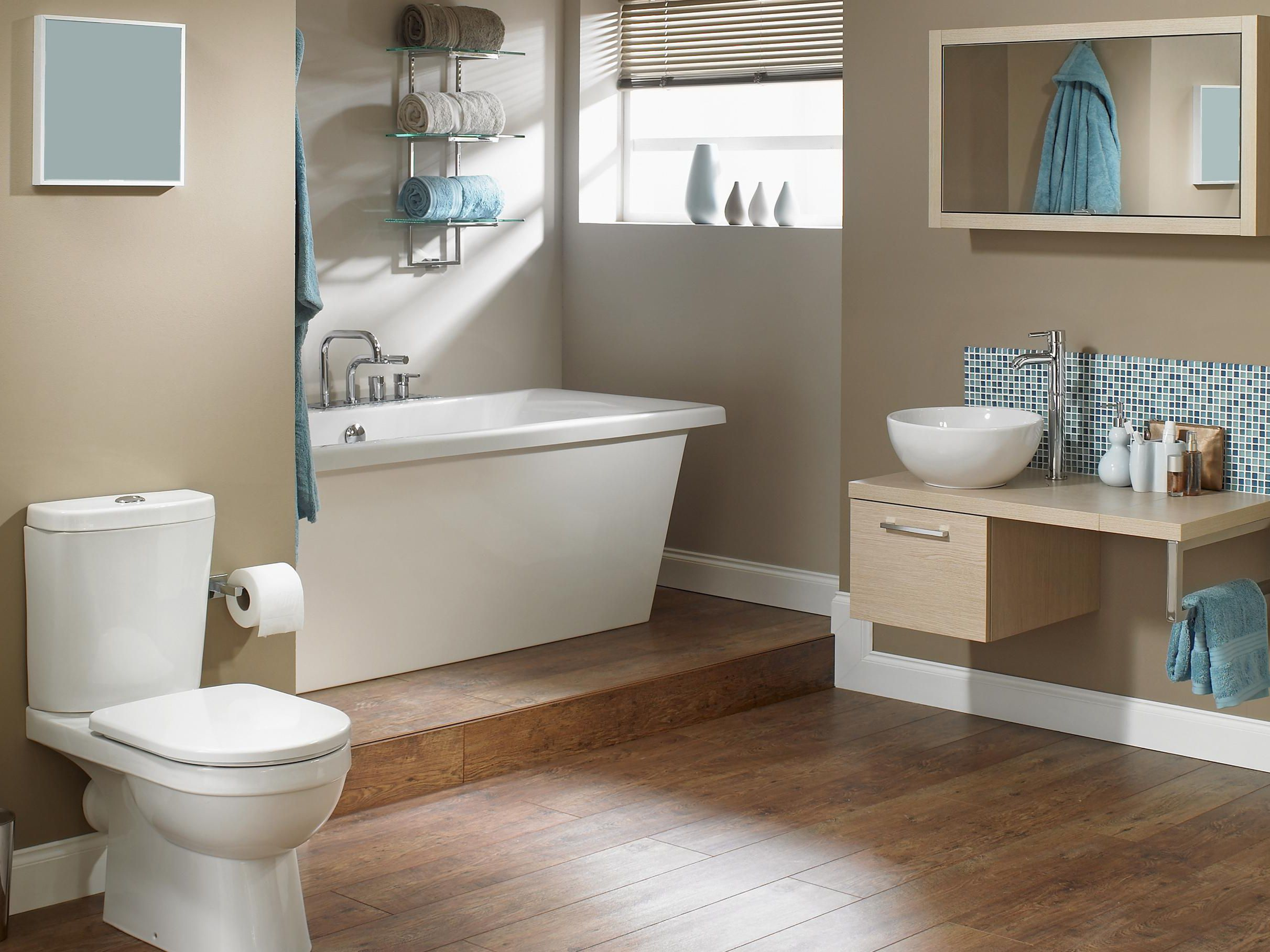 Remodel Your Bathroom with These 7 Over The Toilet Shelf Ideas