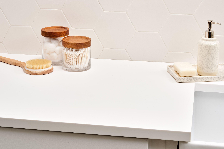 Por Bathroom Countertop Materials