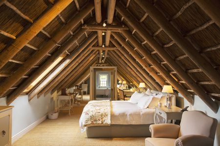Don T Forget Insulation Into Your Attic Bedroom E