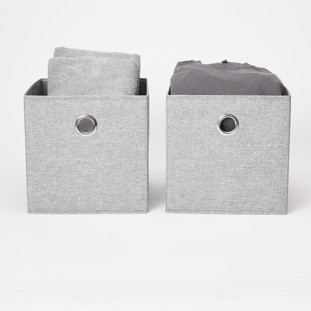 Dormify Large Collapsible Storage Cubes