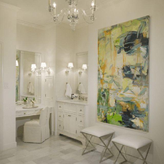 Artistic and Modern Dream Bathroom