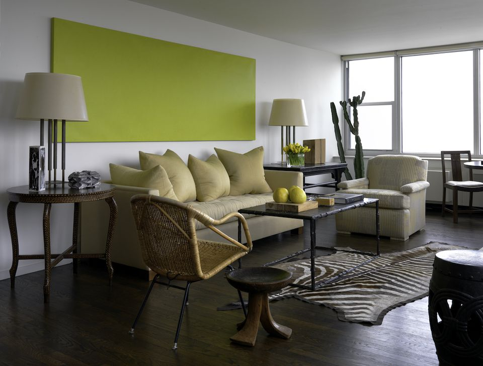 Mid-Century Design Takes Hold In This Lakeshore Drive Chicago Apartment