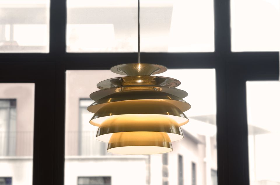 Pendant light fitting