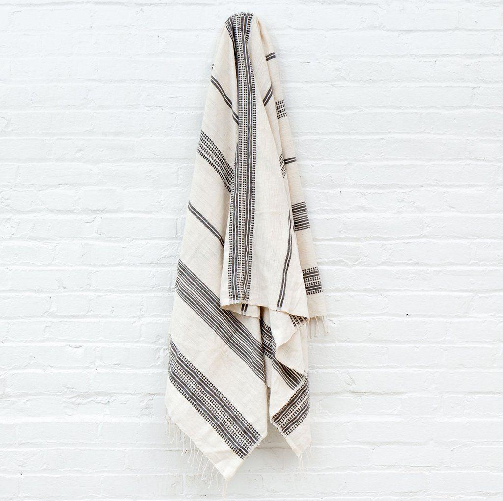 Tana Ethiopian Bath Towel