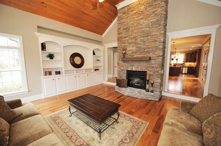 Can You Install Stone Veneer Over Brick, How To Cover A Brick Fireplace With Stone Veneer