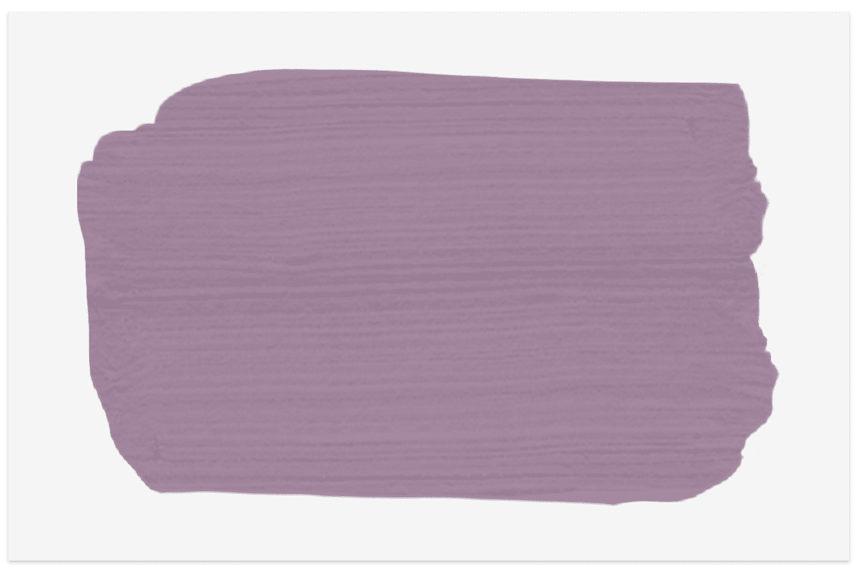 Muestra de pintura Sherwin-Williams Radiant Lilac