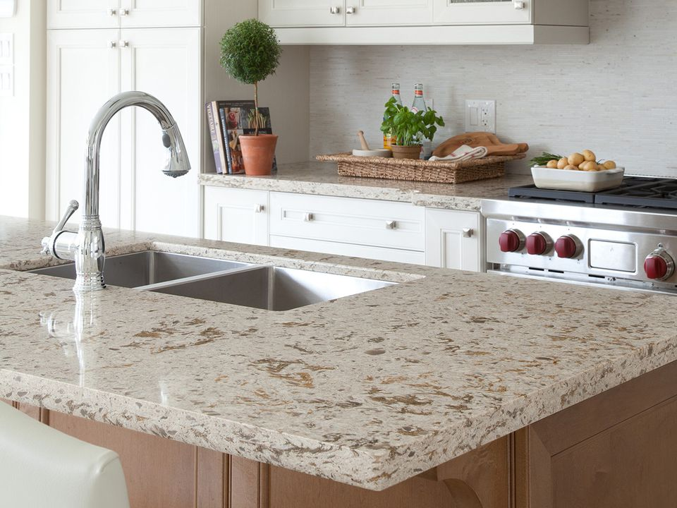 Famous Cambria Quartz With Veins - Traditional to Transitional NC98