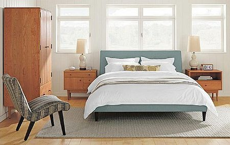 Mid Century Modern Bedroom Set Magnificent Design Inspiration