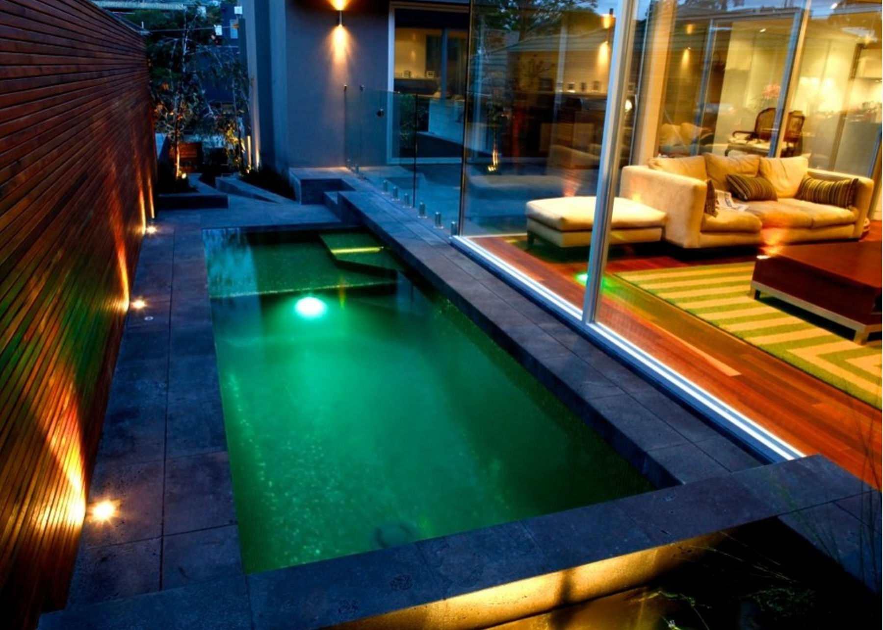 small pool design