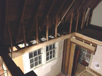 9 Steps For Building An Attic Knee Wall