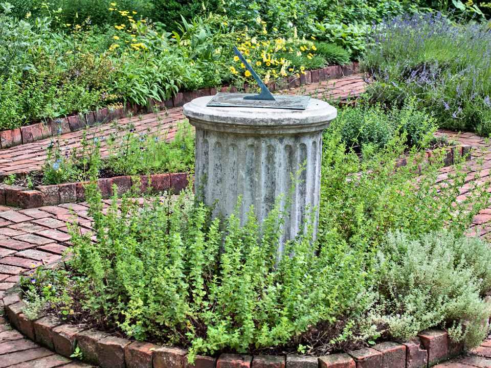 Jardín de hierbas
