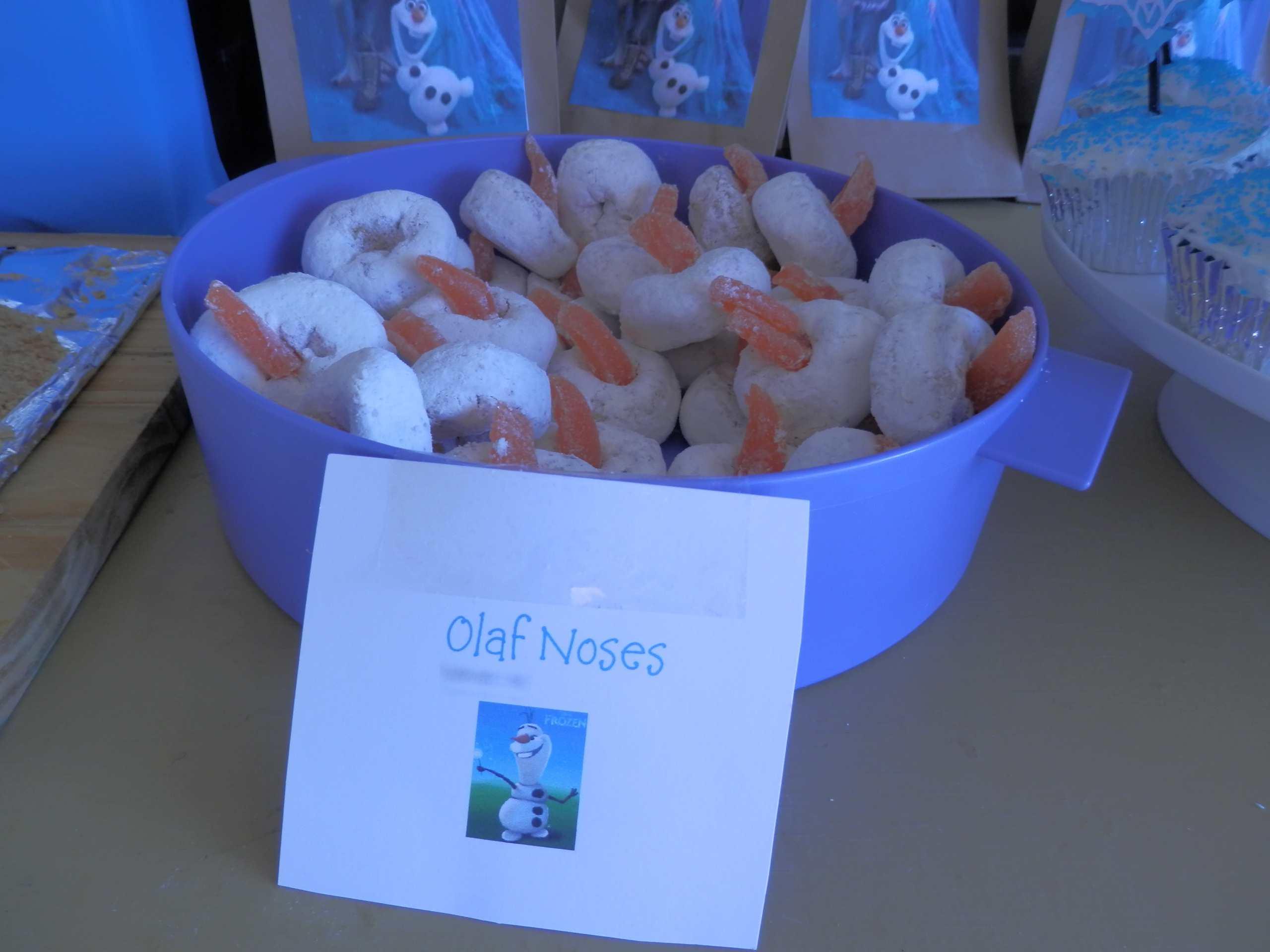 Disneys Frozen Themed Party Food Ideas