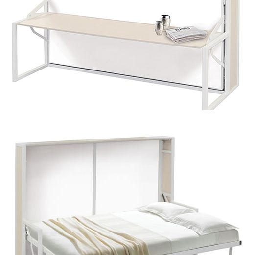 Freestanding Wall Bed