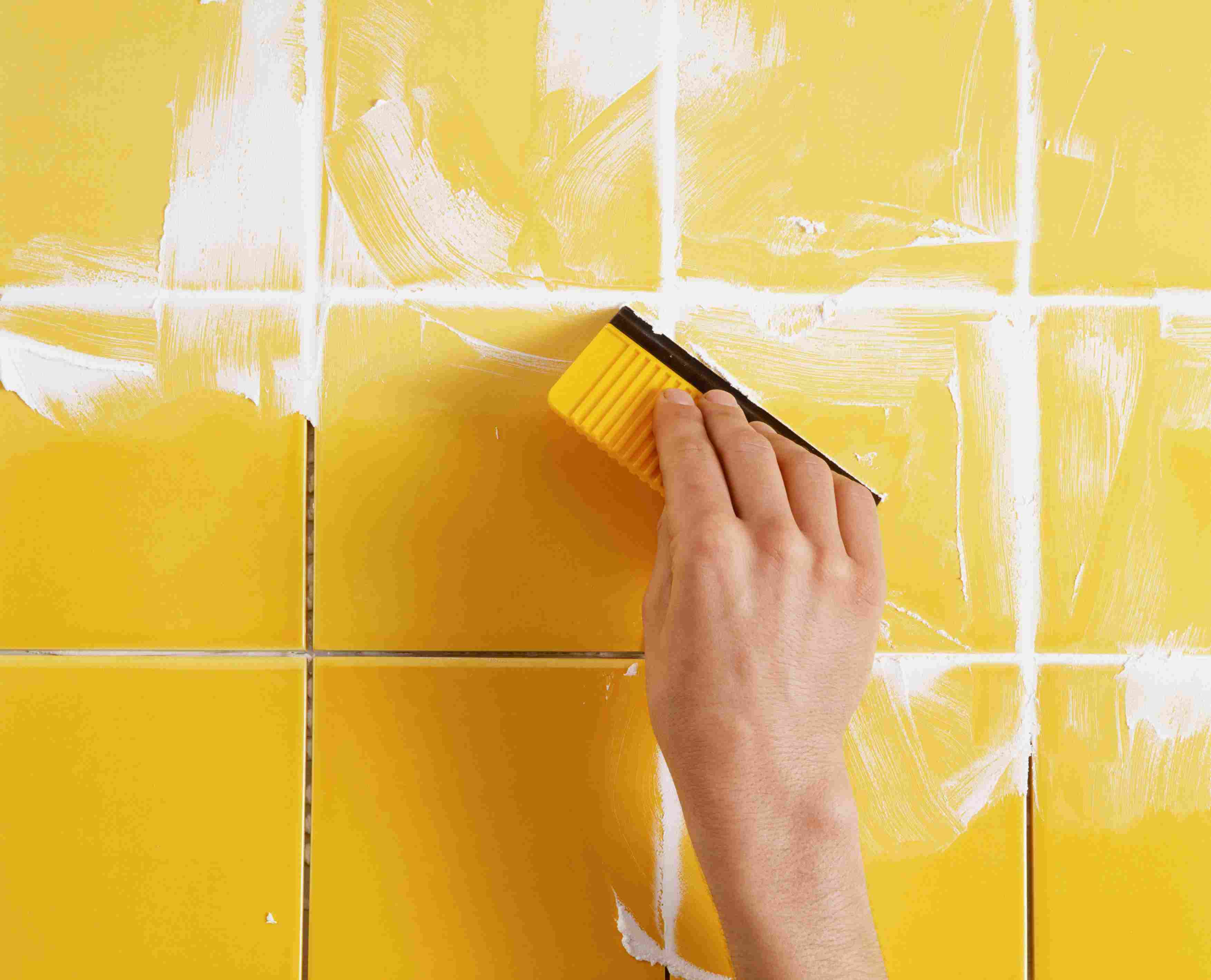 How to Change the Color of Your Grout