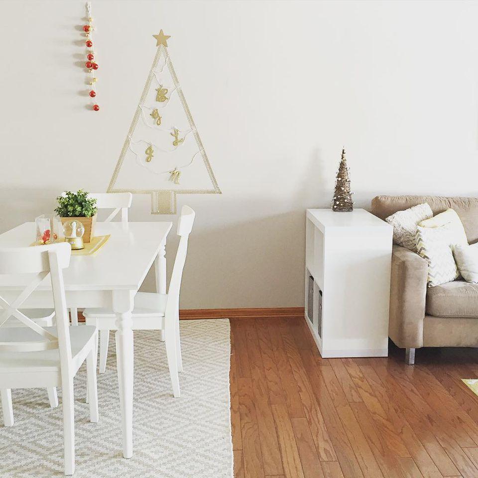 washi tape árbol de navidad