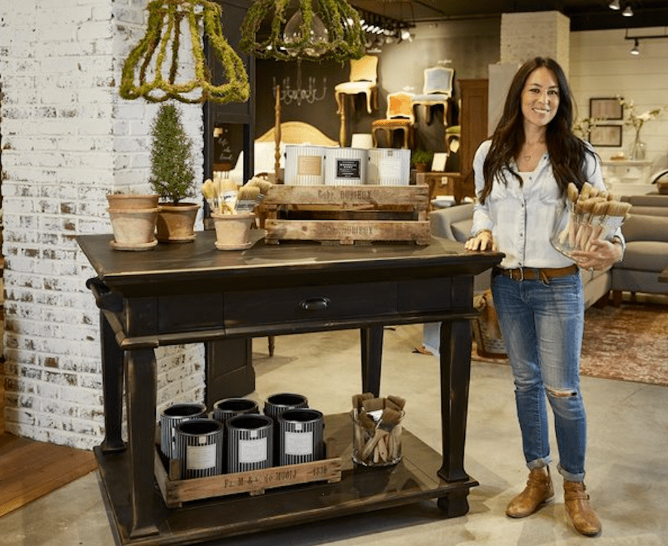 Joanna Gaines of HGTV Fixer Upper - Magnolia Home Paint