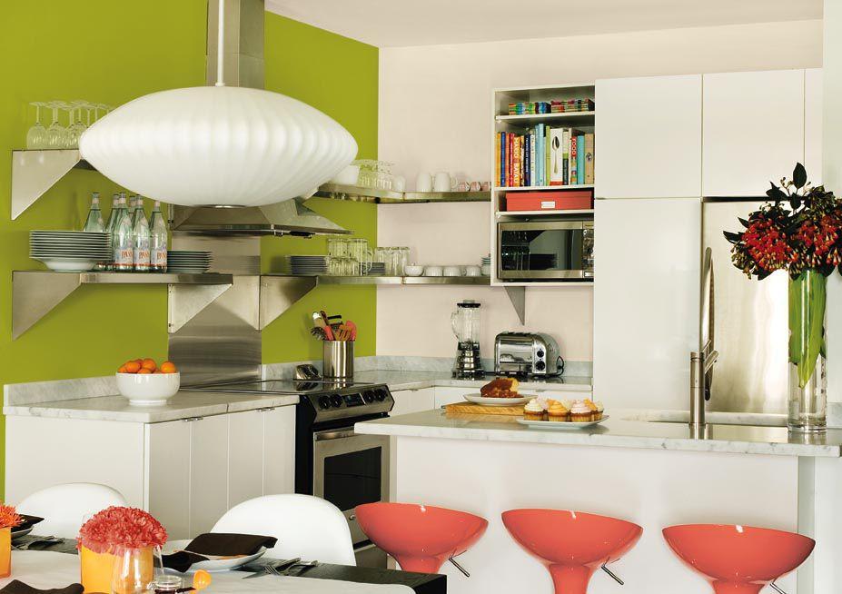 Mejores colores de pintura para habitaciones pequeñas